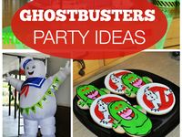 Ghostbusters Party