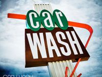 Car washes of self-service / Car washes of self-service