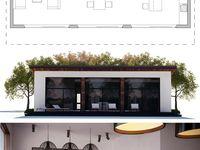 Tegninger hus