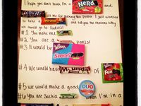 Cute ways to ask someone to Homecoming/Prom