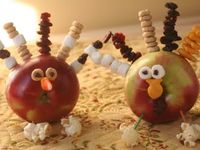 Day Care - Thanksgiving Crafts