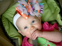 Ribbons and Bows (Cute things for the hair)