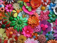 Costume Jewelry Broaches | Flowers | Vintage / NO PIN LIMITS
