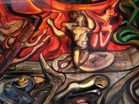 Siquerios, Orozco, Rivera, Kahlo