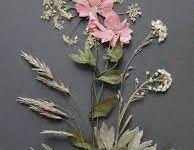 flores prensadasGoogle