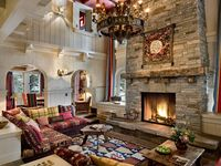 Great Rooms and Living Rooms