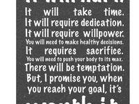 Fitness - my inspiration
