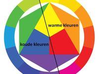 7 best images about koude en warme kleuren on pinterest warm home and beauty - Kleur warm ...