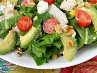 ... Eating on Pinterest | Skinny Kitchen, Skinny Chicken and Waldorf Salad