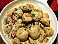 Food / Lekker champignons