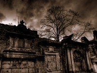 Haunted places/Things