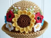 Hats, Caps, Ear warmers ...Crochet