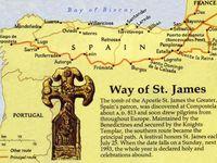 Way to St. James-Cammino di Santiago