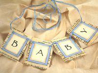 Little Sweet Peas (Baby Showers, cute baby things, Vintage Items & Children)