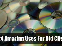 Old CD's