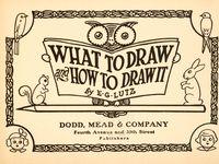 Art. Techniques, references & instructions