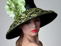 "Women's hats..""Chapeaux"""