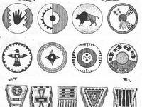 9 piktogramm-ideen   piktogramm, indianische symbole, amerikanische symbole