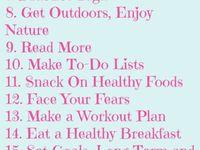 things I should do  Board