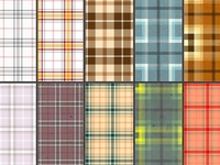 Plaid 10x12 FT Backdrop Photographers,Rhombic Traditional Tartan with Scottish Cultural Origins Retro Folkloric Revival Background for Child Baby Shower Photo Vinyl Studio Prop Photobooth Photoshoot