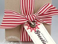 Giftwraps and tags
