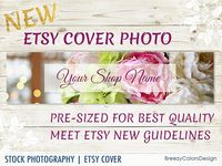 Premade Photo Design Styled Stock Photography Gifts Presents Shop Cover Banner for Holiday Etsy Store Header Custom Digital Download