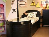 prince pirate boy's room