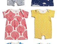 Retro babyklær