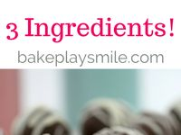 Chocolate ThermoMix Recipes / The best recipes for chocolate lovers using a ThermoMix.