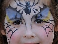 Artistic Face And Body Painting