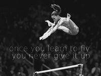 Daisy's gymnastics inspirations