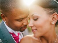 Brown Brides and Grooms of the Day