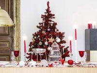 308 Best Tables de Noël | Christmas table images | Table decorations, Table settings, Christmas table decorations