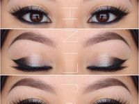 prom/hoco makeup