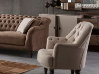 American انتريه مودرن Furniture Home Decor Sectional Couch