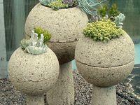 Garden - Concrete & Hypertufa