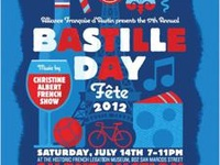 bastille day let them eat cake