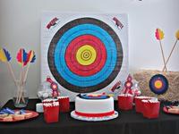 Archery Firearm Party - Food Ideas