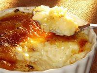 rice pudding / pudding desserts
