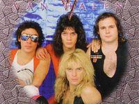 """""""Van Halen & David Lee Roth"""""""