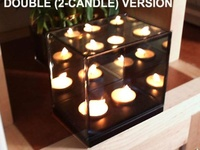 1000 Images About Infinity Mirror Candle Boxes On