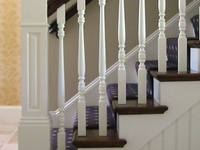 25 Best Stairs Railing Amp Trim Remodel Images On
