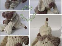 Crochet Toys & Stuffies