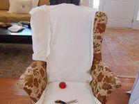 Etc On Pinterest Slipcovers Shabby Chic Sofa And Sofa Slipcovers