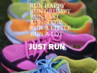 Running!!!;-)