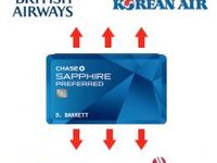 How Chase Sapphire Preferred Mile Transfer Works Illustrated Milecards Com Chase Sapphire Preferred Chase Sapphire Credit Card Points