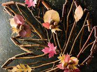 DECORATIONS FALL AND ON THE GRAVE /dekorácie - jeseň,dušičky