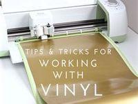 Cricut vinyl