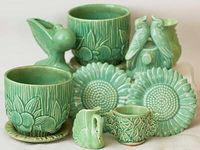 79 Best Images About Mccoy Pottery On Pinterest Green