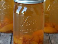 Gifts on pinterest moonshine recipe lemon drops and peach pies